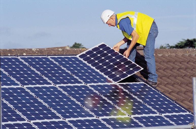 instalaciones solares industriales>